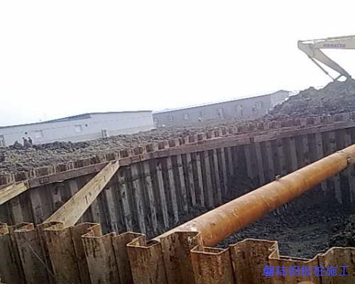 随州拉森钢板桩支护