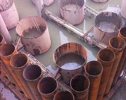 襄阳钢管桩施工