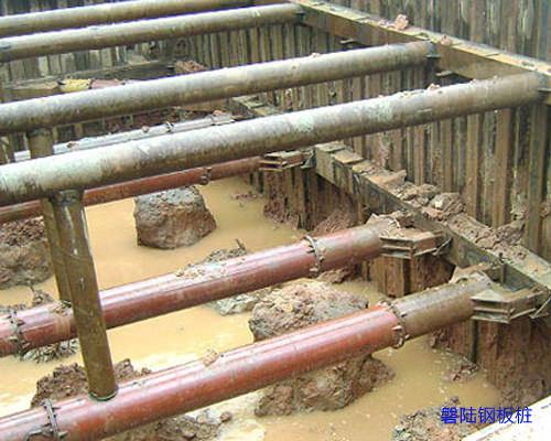 咸宁钢板桩围堰